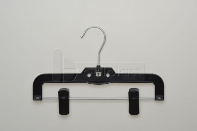 Percha con broches y gancho movibles - Largo 25cm